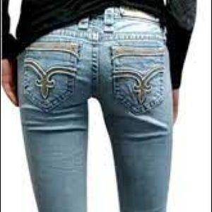 Rock Revival👖Dee Bootcut Jeans